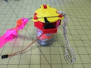 DIY Multirotor Parachute System