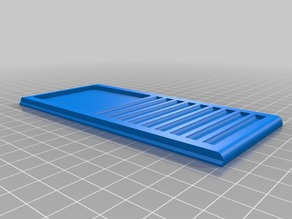 Portable Pinning Tray/Case Version 2 (with detents)