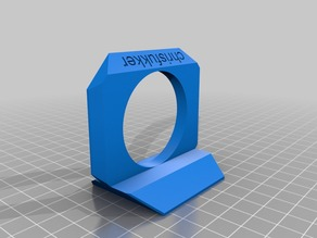 budanozzle base for geeetech prusa b i3 pro