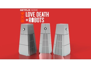 Love Death Robots Siri