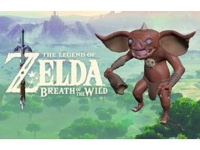 Legend of Zelda Breath of the Wild - Bokoblin