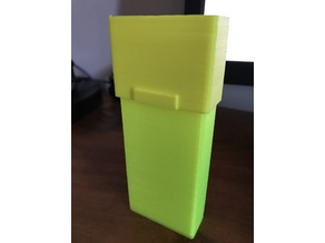 Tampon case/box