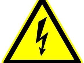 Warning: Shock Hazard