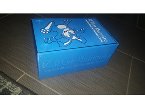 Killer Bunnies Storage Box