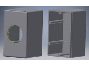 Speaker box for HiVi B3N (and others maybe)