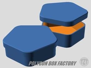Customizer - Polygon Box Factory