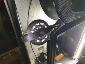 CR10-CR10S Filament Guide