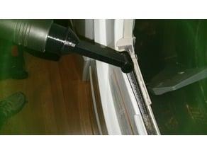 Vacuum Nozzle for Dryer Lint Traps