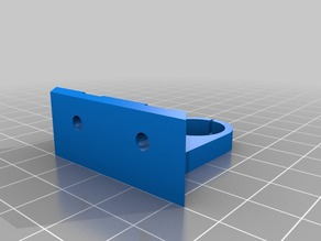 Hephestos top Z axis support with axial bearing