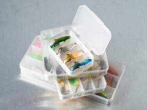 Customizable Case (Compartment)