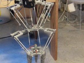 double delta robot