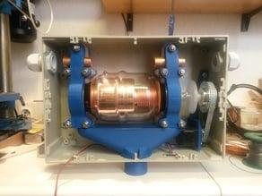 VacuumCapacitorBracket