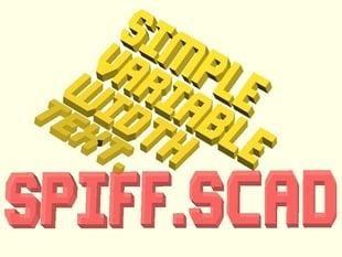Spiff.scad