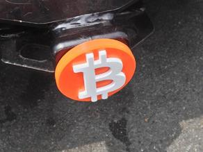Bitcoin Tow-Hitch Cap