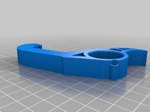 one handed bottle opener v.4 Edition 3.1 (support added for keyring hole)