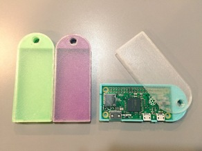 Raspberry Pi Zero Swivel Case