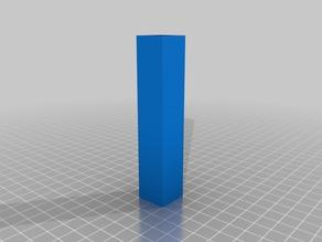 Thin Wall Calibration Tower