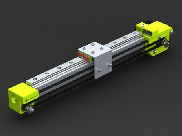 Linear Motion Guide 2020 Double Precision By Lehaiver
