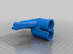 Pool vacuum nozzle for Intex/Bestway