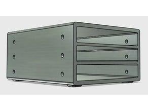 3xHDD-Rack