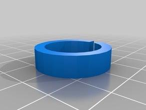 simple cord clip