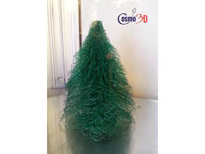 EZ Print Christmas Tree got foot