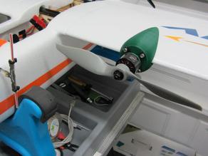 X-UAV Mini Talon Twin Motor Conversion