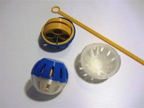 Gyroscopic Exercise Ball