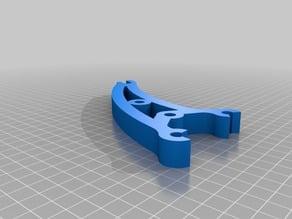 Filament spool holder for Prusa Mendel