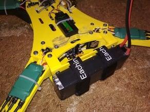 battery mount for spyda 500 (crossfire plate)