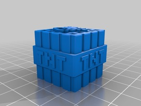 Minecraft 3D Blocks
