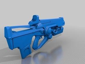 Destiny Exotic auto rifle Hard Light 1:1 Scale
