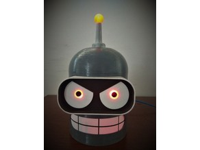 BAD ROBOT (BENDER)