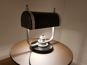 Art Deco - Machine Age - Lamp