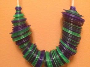 Waveform Necklace #1