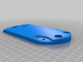 MaRRVE p#0002 actuator mount cover-plate