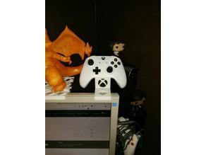 Xbox pad screen holder