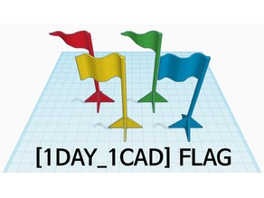 [1DAY_1CAD] FLAG