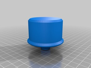 """2"""" Telescope focuser dust cap"""