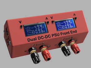 Dual Power Supply Front End - alt lab supply