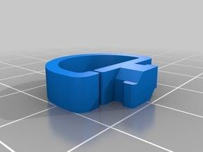 Cable Clip for Aluminium Extrusion (20mm/5mm)