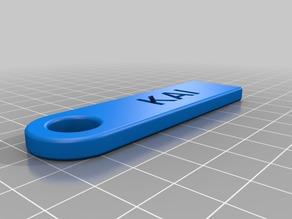KAI Key Chain