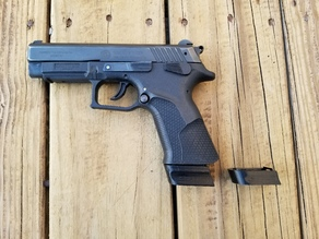 Magazine Extensions For Grand Power P40 and EAA Witness in 10mm Auto