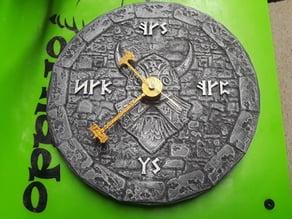 Dwarven Clock