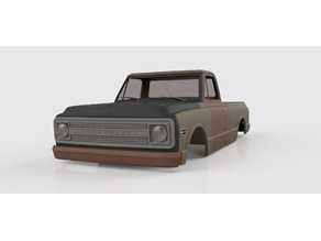 1969 Chevy Pickup Truck V1