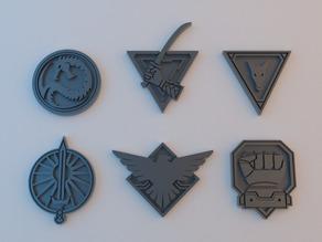 Battletech Logos