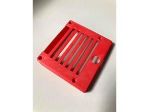 Ender 3 Display LCD PCB Cover With Vents