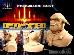 The Fifth Element Mangalore Bust (50mb)