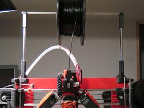 Prusa i3 Single Frame Spool Holder