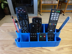 Customization Coffee Table Remote Holder